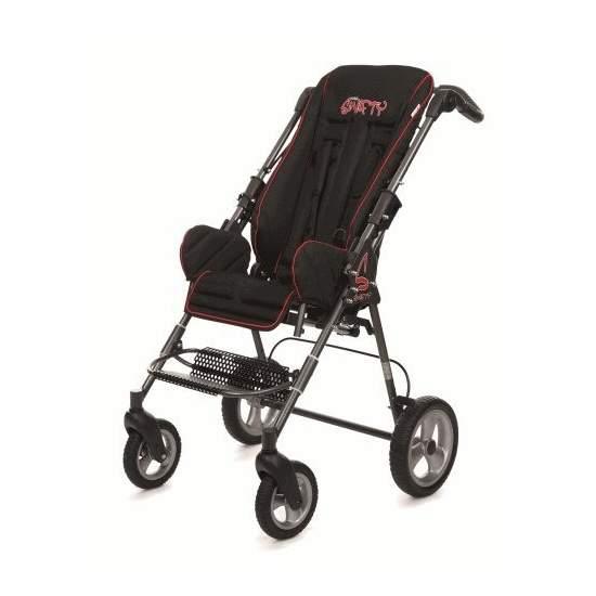 sedia a rotelle per bambini Swifty