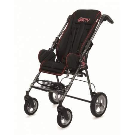 Swifty child's wheelchair