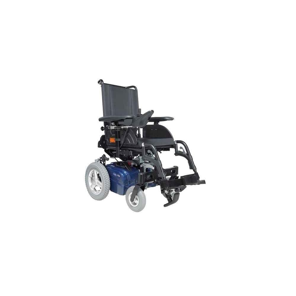 Invacare Fox, sedia pieghevole elettronico - La nuova Invacare ® Fox ™ è un molto compatto sedia pieghevole elettronico, di piccola dimensione, leggero e utilizza le più recenti innovazioni per rendere la vita quotidiana...