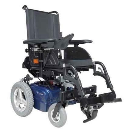Invacare Fox, chaise pliante électronique
