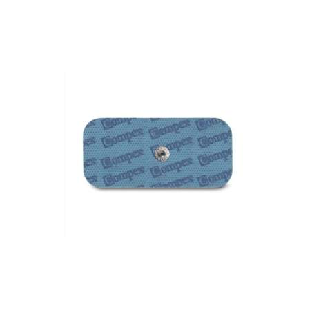 EasySnap ™ électrodes de performance de 50 x 100 mm, 1 snap