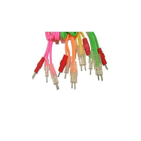4 Cables COMPEX Fluo - CONEXIÓN WIRE