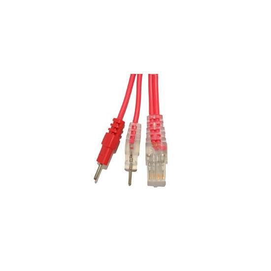 Compex Câble fil de connexion 8P