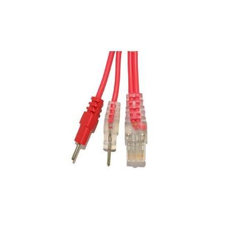 Compex Câble connexion de fil 8P