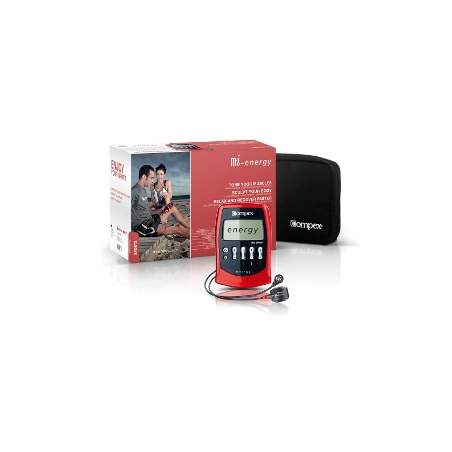 Mi-Energy MUSCLE STIMULATOR FOR OCCASIONAL SPORTSMEN