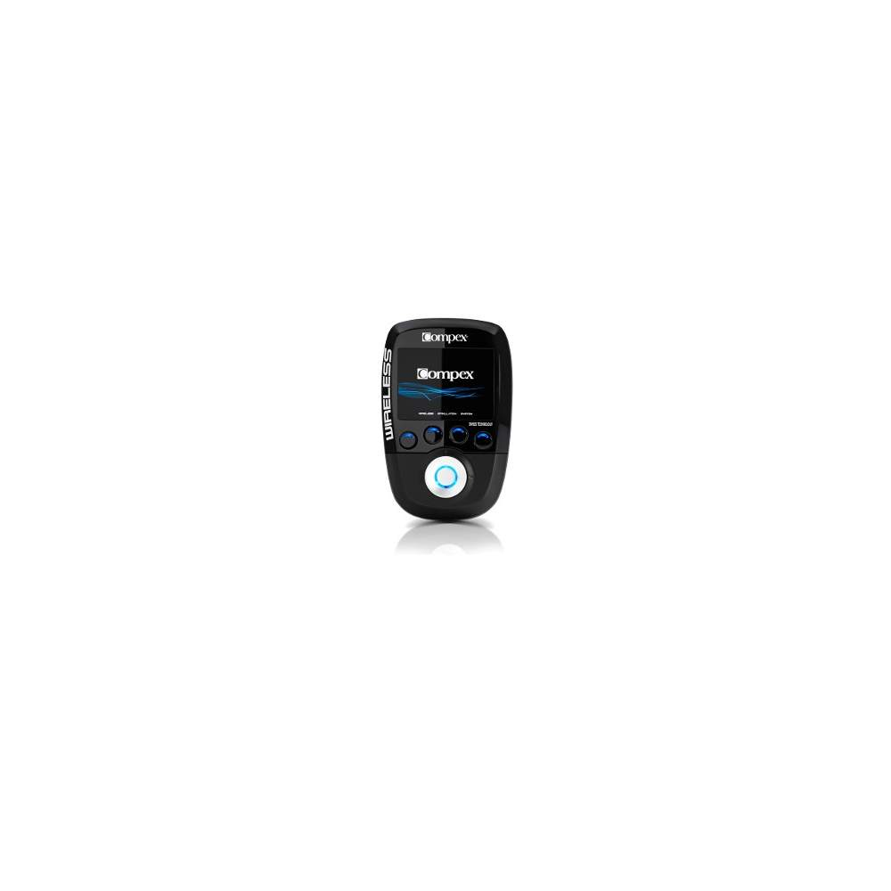 "Wireless Compex electrostimulation - Compex Wireless: The Best of electrostimulation ""unlimited"" time, place, frequency of use or performance, with all the online support and a stylish design. Give to those who use..."