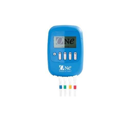 Um eletroestimulador Compex