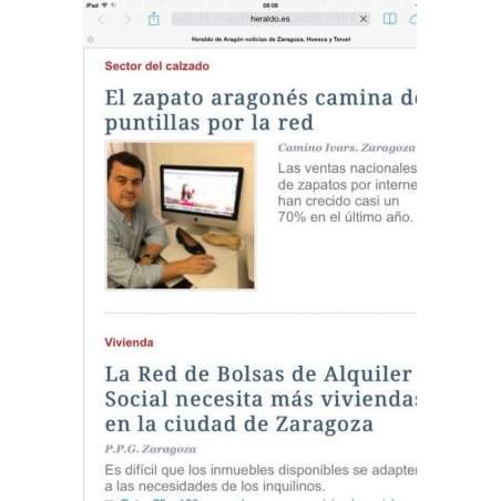 Accueil à heraldo.es