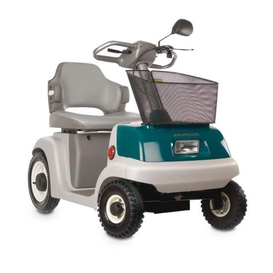Honda Monpal ML 100 Scooter eléctrico - Honda ha ideado este scooter eléctricoinnovador y moderno que te proporciona movilidad y te ayuda en tus desplazamientos diarios para salir a pasear y disfrutar del aire libre de forma independiente y divertida. Las actividades...