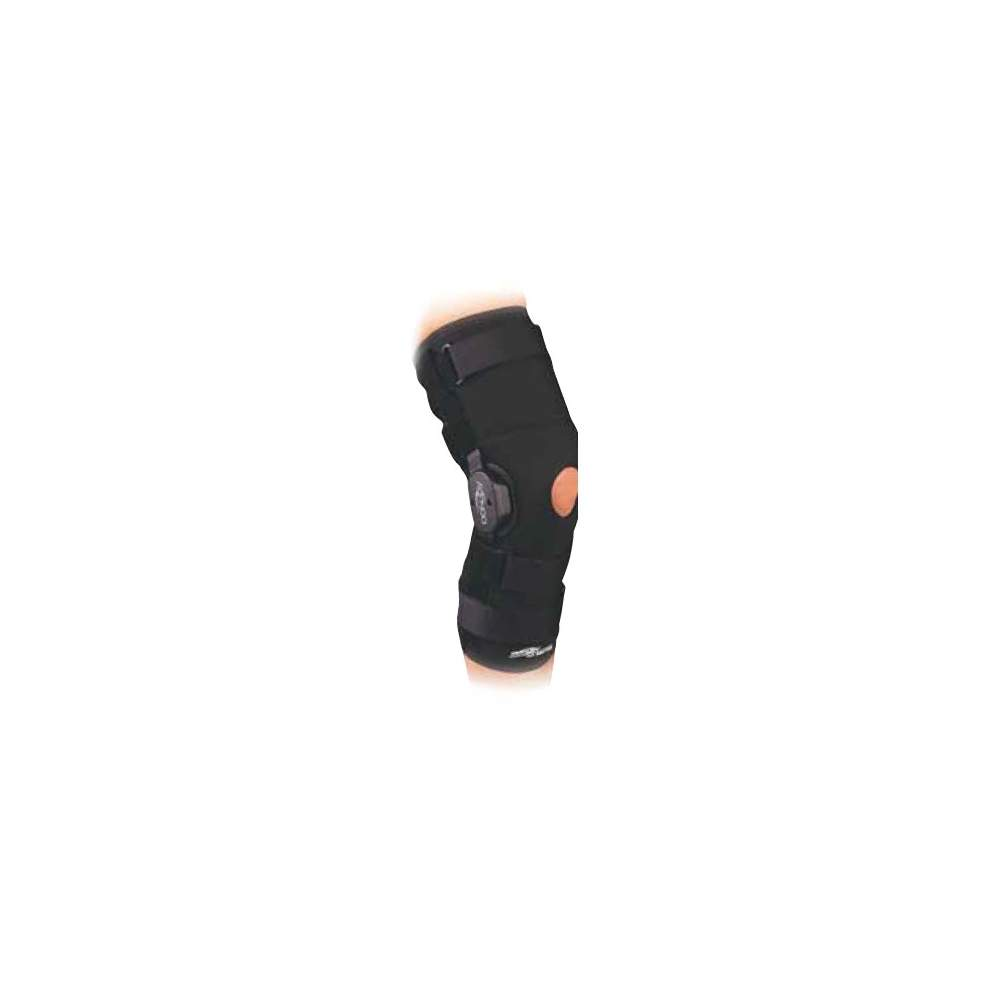 Donjoy DRYTEX® PLAYMAKER - The orthosis DRYTEX® PLAYMAKER is indicated for mild to moderate ACL instabilities, MCL and LCL.