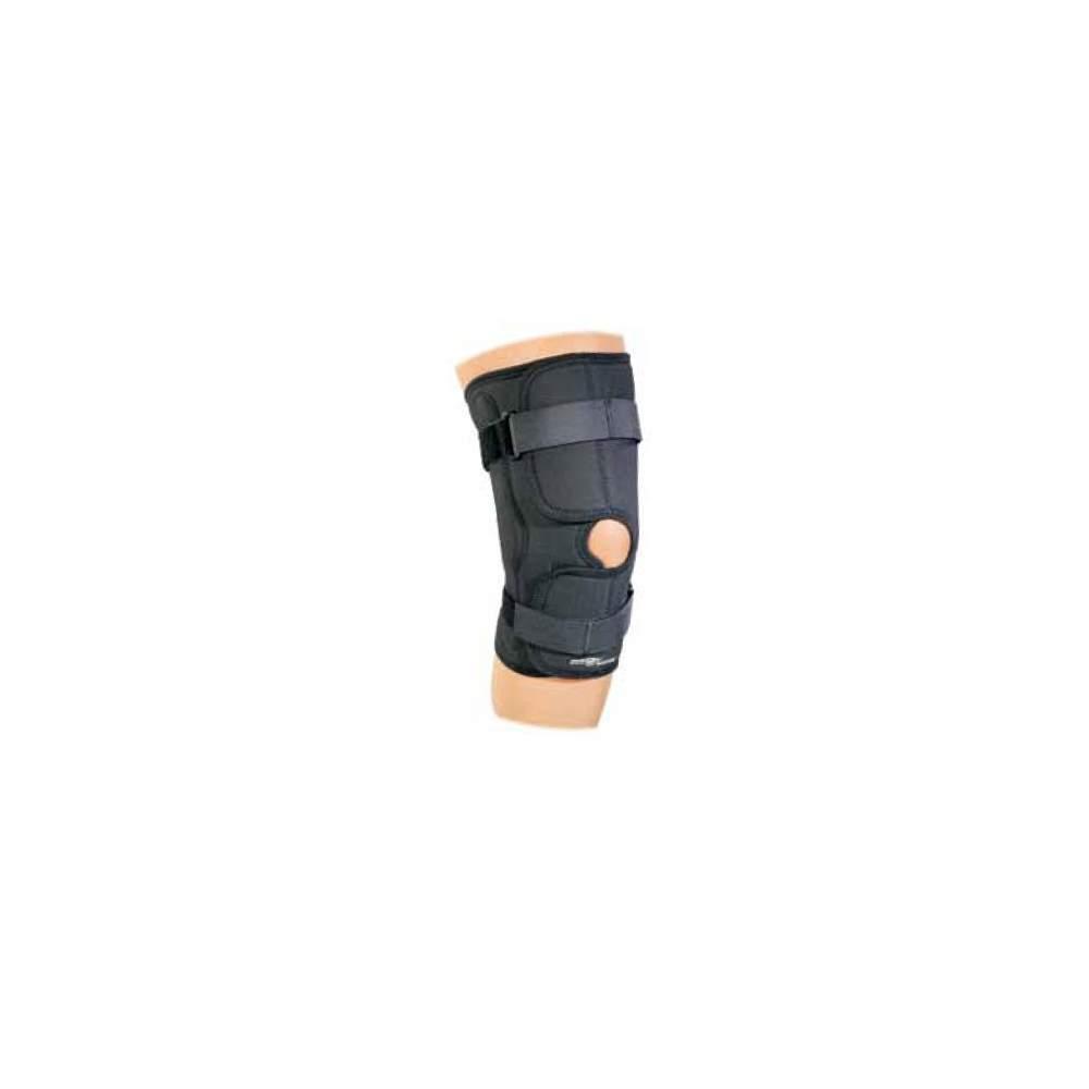 ÉCONOMIE Charnières GENOU DRYTEX® - Le Drytex® du genou articulé conçu pour contrôler les instabilités latérales signifie, isa alternative à néoprène. Il est composé d'un noyau unique et depoliéster nylon et de...