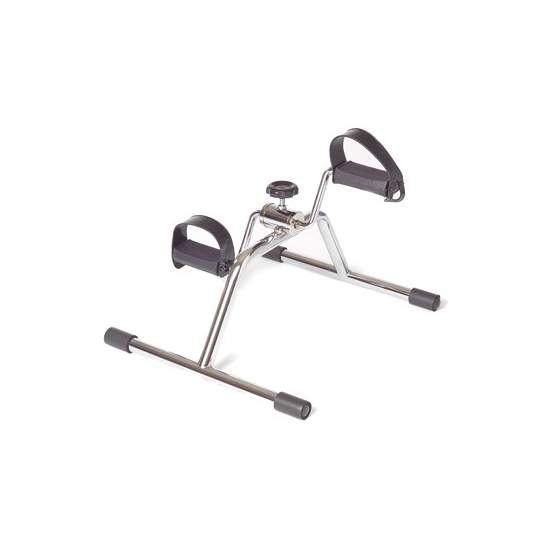 EXERCISE PEDALIER AD704 - Exercise equipment. You can scale the effort to pedal. Can be used on the table, on the bed or on the floor. Width 48 cm. Length 42 cm.