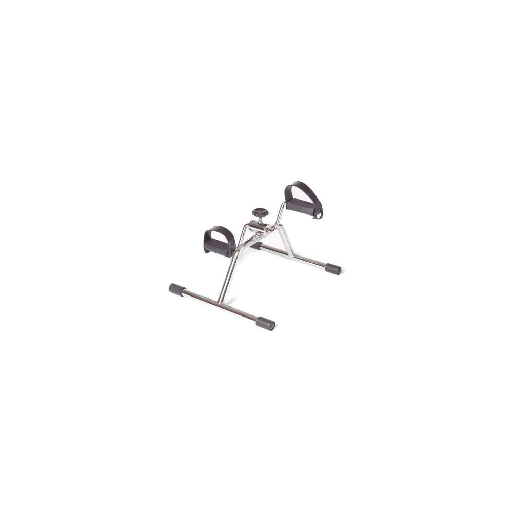 EXERCICE PEDALIER AD704 - L'équipement d'exercice. Vous pouvez redimensionner l'effort à la pédale. Peut être utilisé sur la table, sur le lit ou sur le plancher. Largeur 48 cm. Longueur 42 cm.