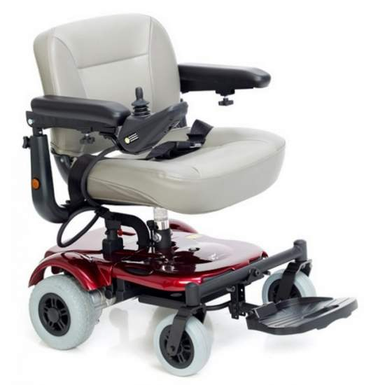 Electric wheelchair Box