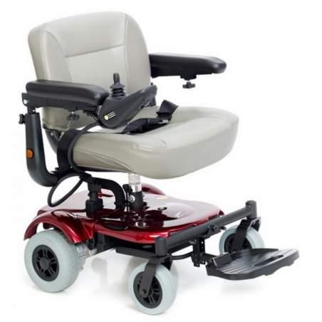 Box en fauteuil roulant électrique