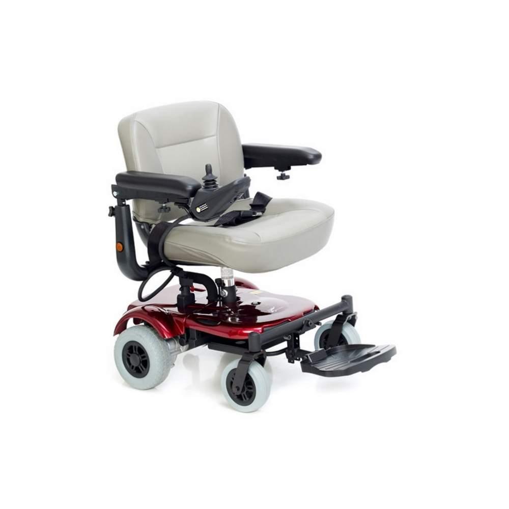 silla de ruedas electrica box