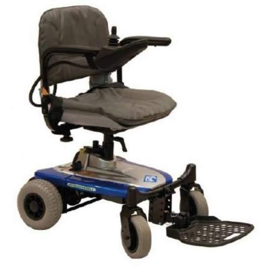 Uitneembare lichtgewicht elektrische stoel GPR City
