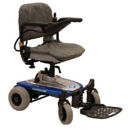 Uitneembare lichtgewicht elektrische stoel GPR Ciity