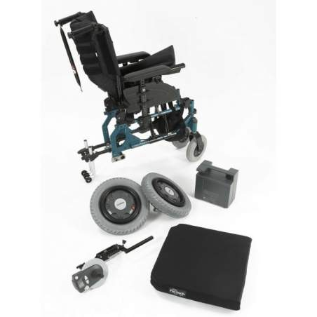 Wheelchair Esprit Action 4NG foldable