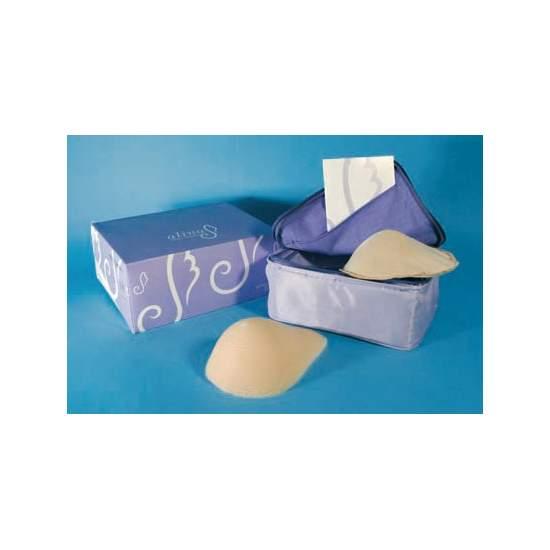Soble couche prothèse mammaire tactile