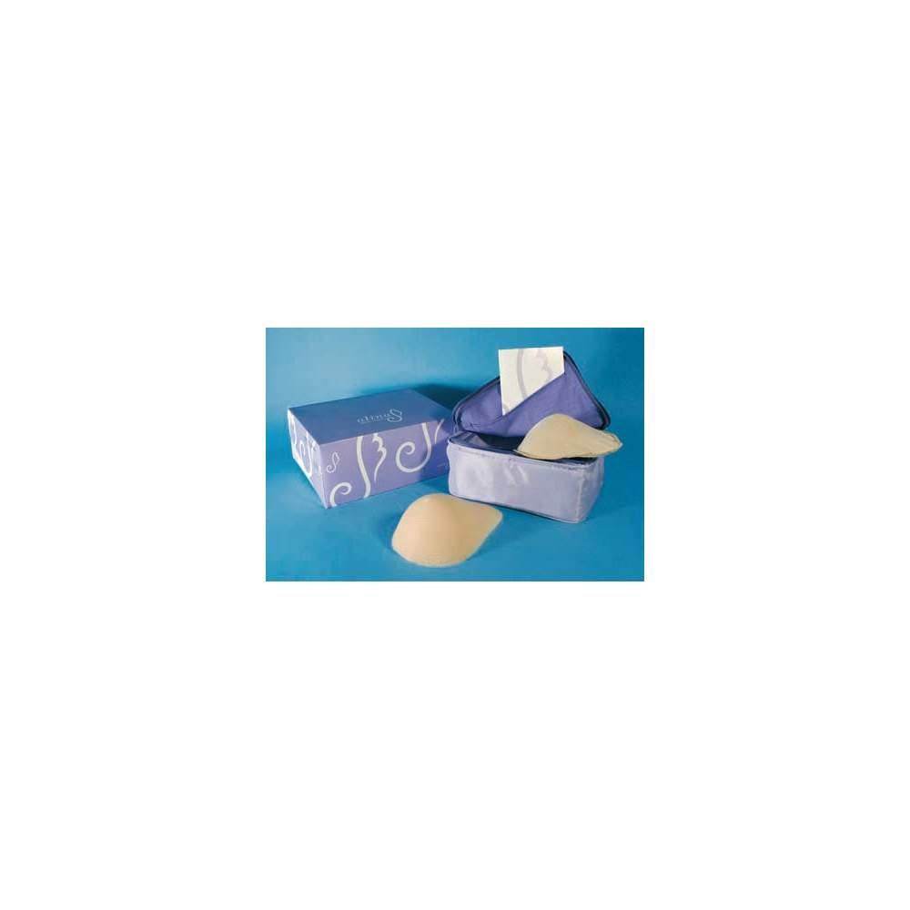 Protesi al seno tocco Soble strato - Indicato nei casi di mastectomia conservatori.
