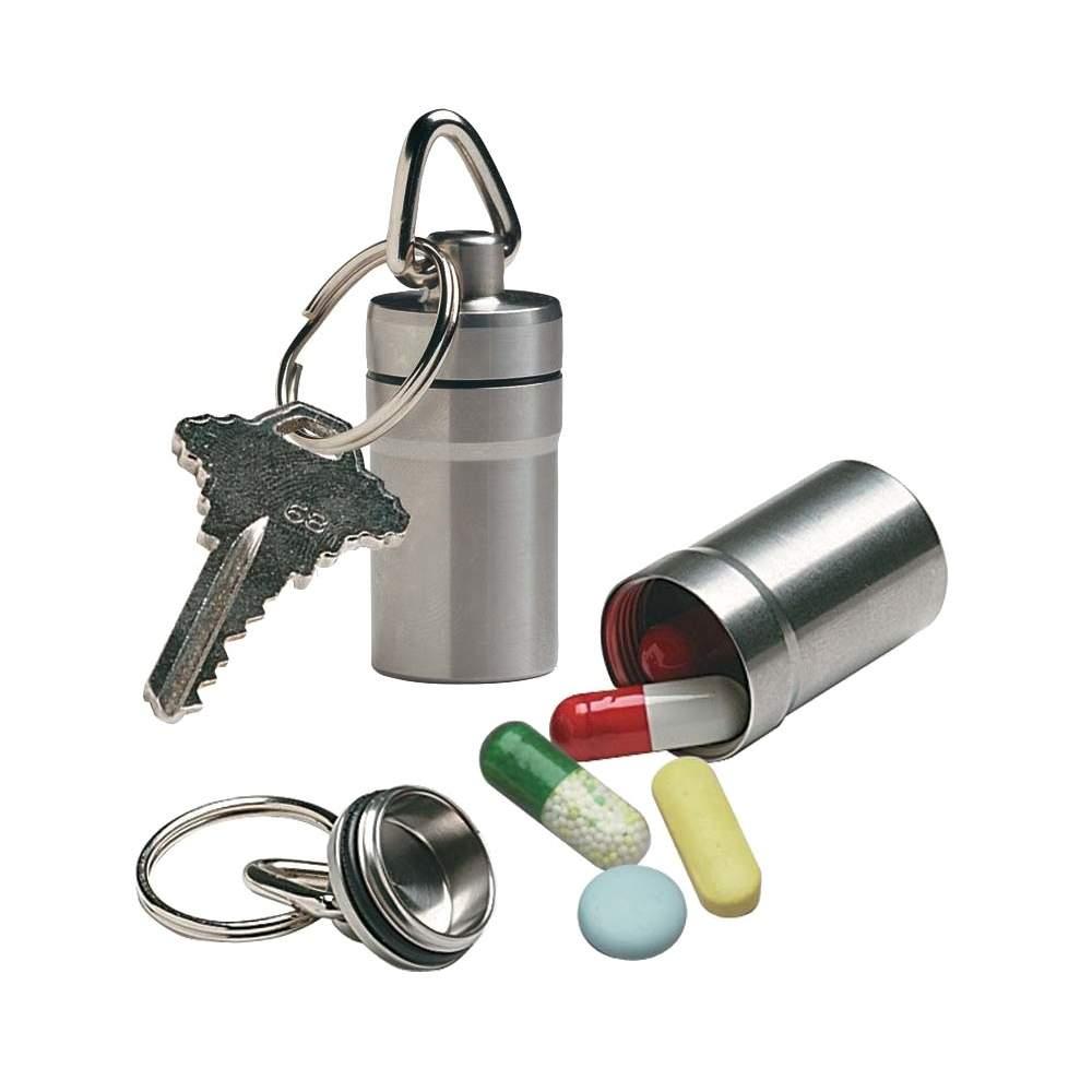 Métal Keychain Pill - Métal Keychain Pill