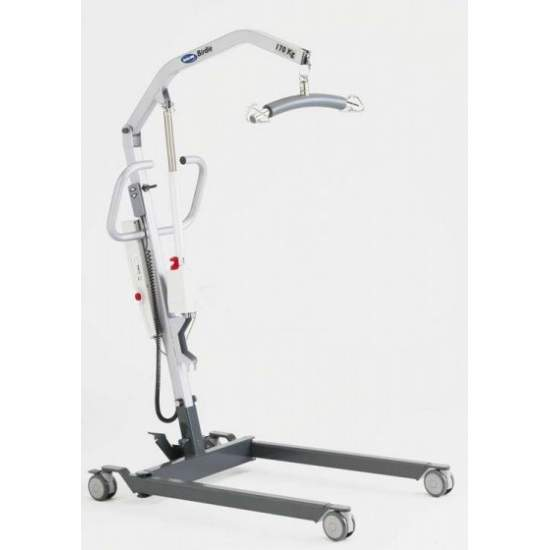 Shuttle guindaste Folding Compact Invacare Birdie