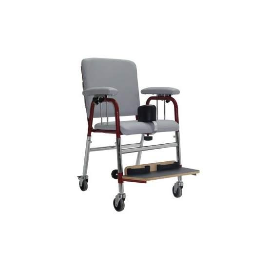 Silla de aula 524/E - 524/E es un silla de aula con estructura de acero pintado y cromado, regulable en altura.