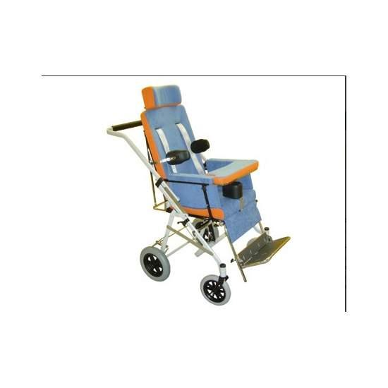 Silla Airone 414/C - AIRONEes una sillabasculante (mediante pistón a gas) y reclinable.