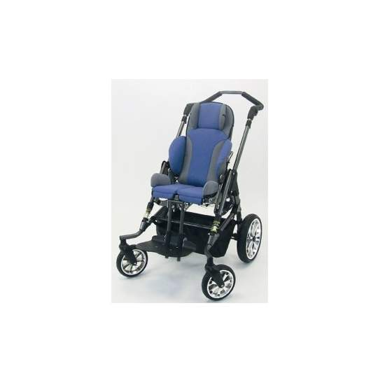 Bingo rehabilitation chair evolution - BINGO EVOLUTION is a rehabilitation chair for children, available in 2 sizes, offering innovative alternatives.