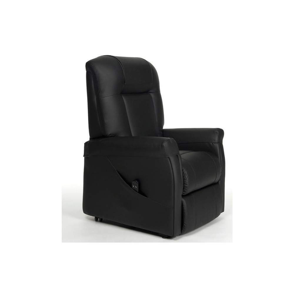 Recliner lift Ontario and two motors - The Ontario chair can control two motors independently reclining back and leg elevation ...