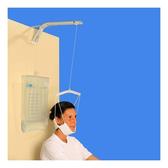Wall door cervical traction TRA900 - Cervical traction door wall ART 900