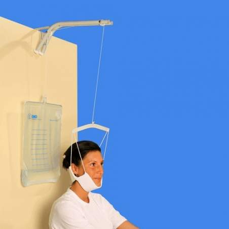 Wall door cervical traction TRA900