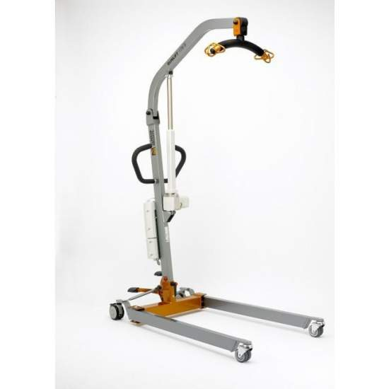 Grúa Sunlift Major Eléctrica (175 Kg.) - Major Sunlift electric crane lifting and transferring patients. Lifting capacity 175 Kg. Ideal for use in homes and hospitals.Harness including
