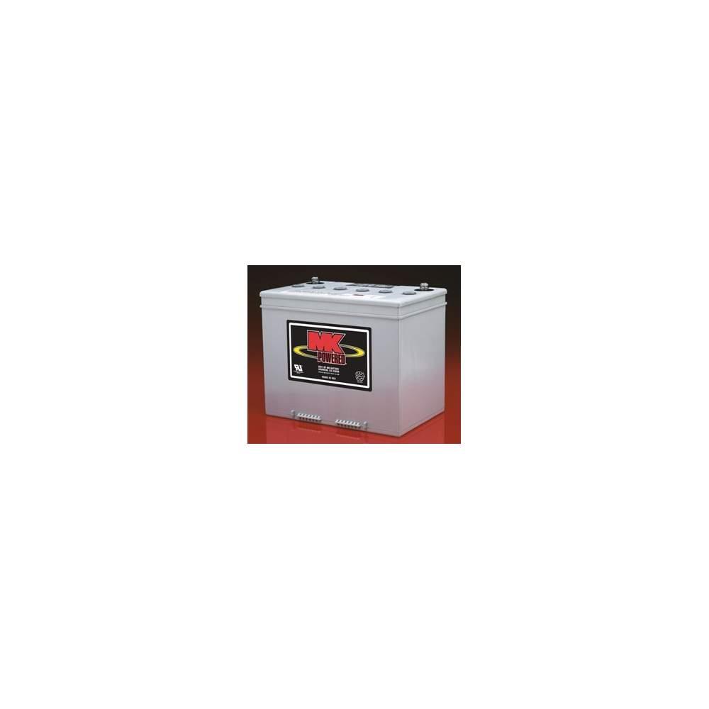 74 batteries gel Amph - MK Powered M24 SLD G FT