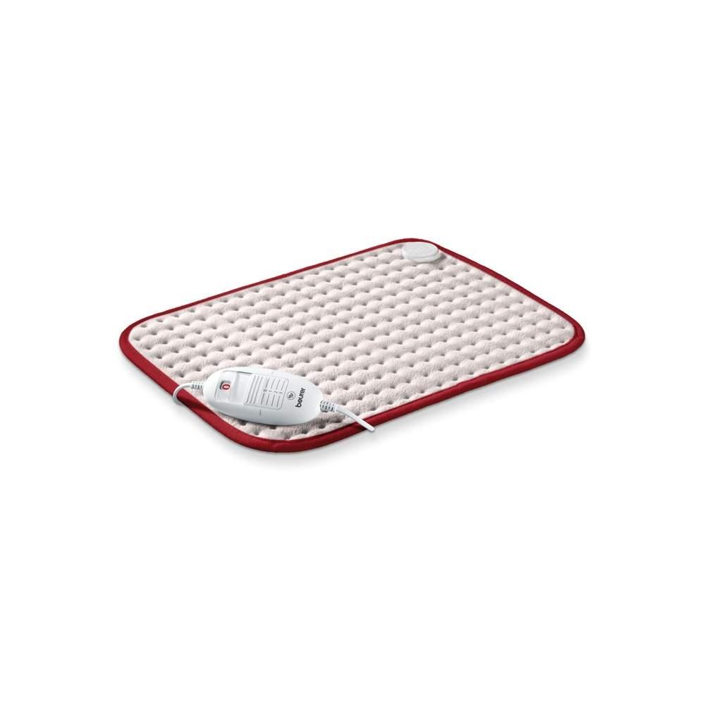 HK électrique Oreiller - Confort -  - Respirant et doux en microfibre.  - Lavable en machine à 30 °.