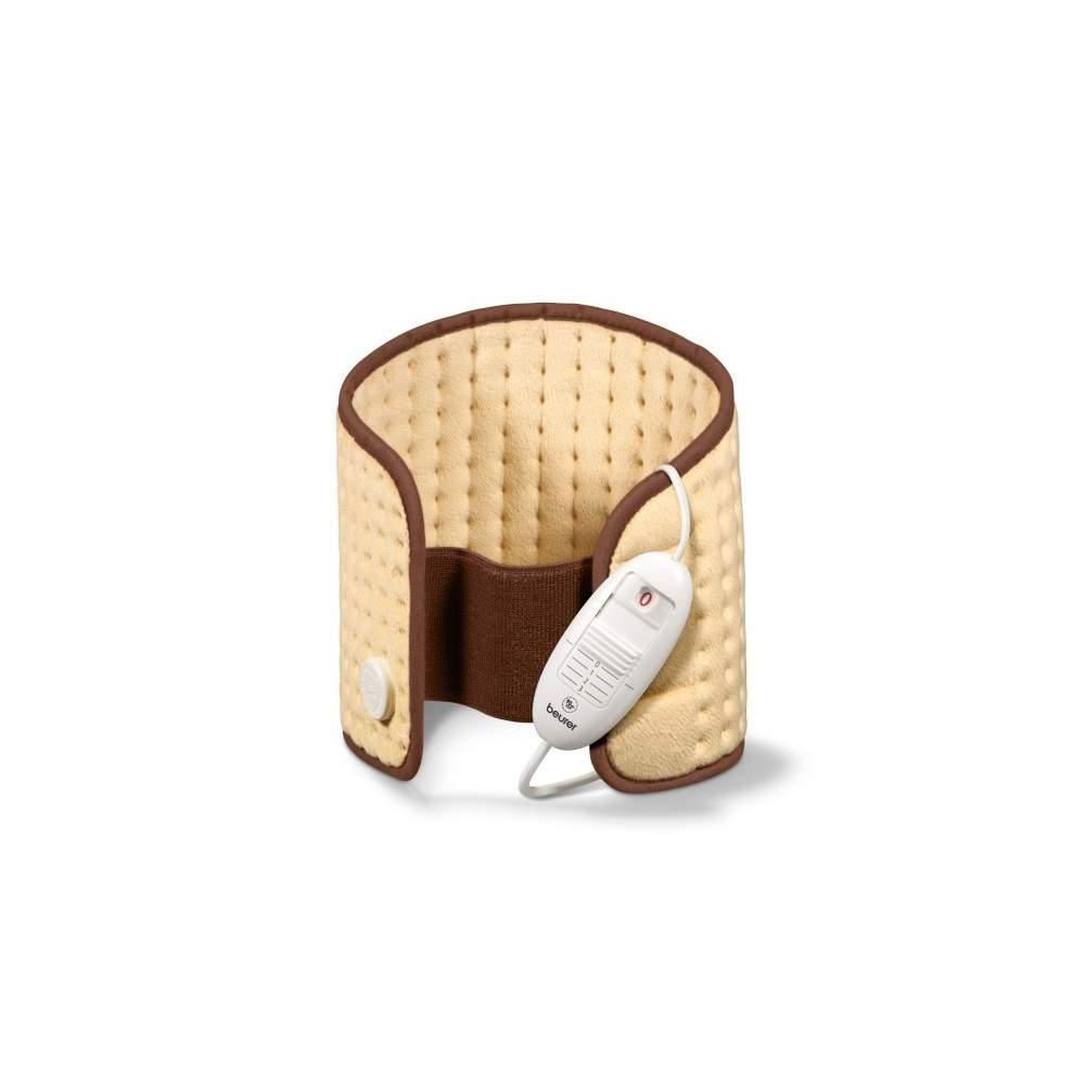 Lombare elettrico cuscino addominale -  - Lombare / addominale.  - Cintura in velcro regolabile.