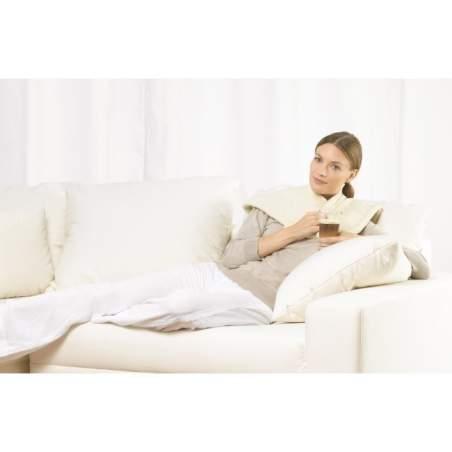 Almohada eléctrica para CUELLO / HOMBROS TURBO