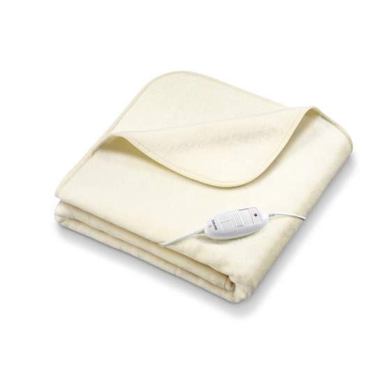 Electric blanket HD 90 -  - Machine washable at 40C.  - Smart electronic regulation of the temp.