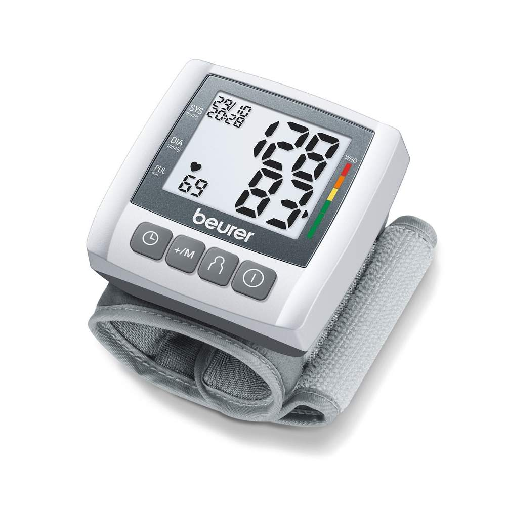 Wrist blood pressure monitor BC 30