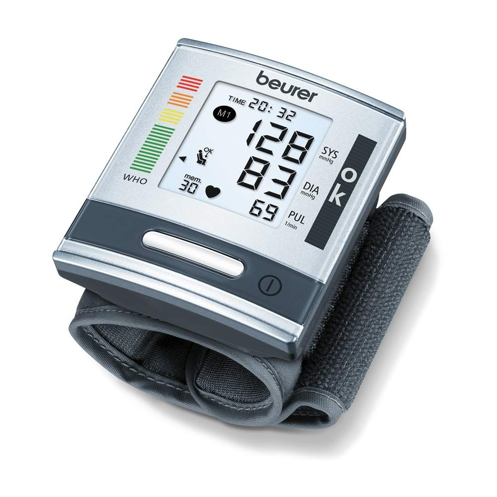 BC 60 Wrist blood pressure monitor