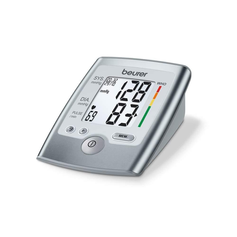 Tensiometro BM 35 -  Braccio pressione sanguigna  Misura in braccio completamente automatico  Grande, display di facile lettura  WHO Classificazione