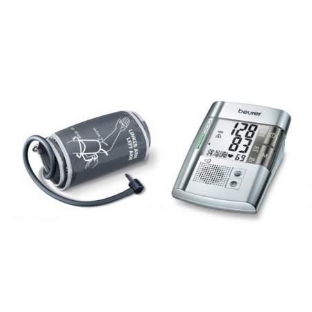 Medidor digital de pressão arterial com voz BM19