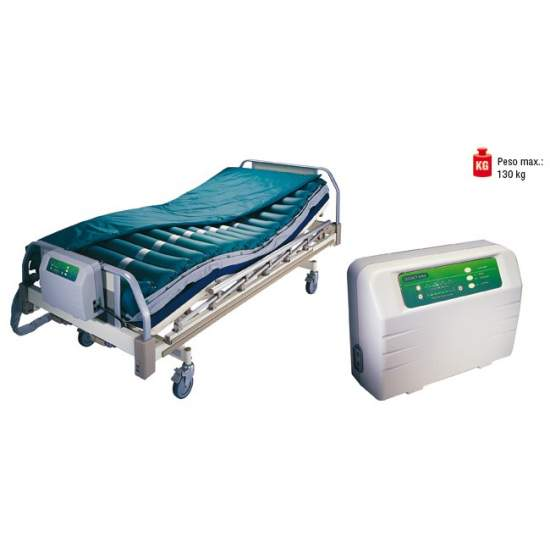 ELECTRONIC CONTROL MATTRESS MAX LEGACY - Preventive care pressure ulcers includes, in addition to good skin care, the best nutrition and the provision of good posture.