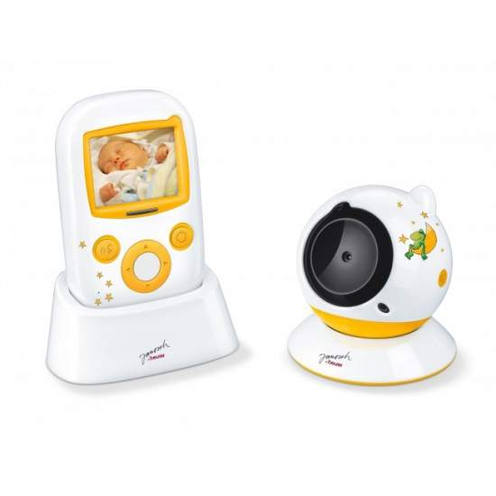Baby monitor con il video