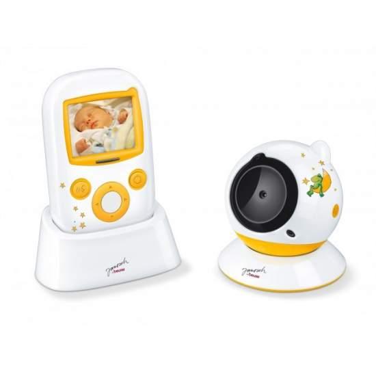Moniteur pour bébé avec vidéo