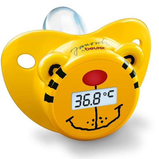Chupeta Termômetro -  Chupeta Termômetro