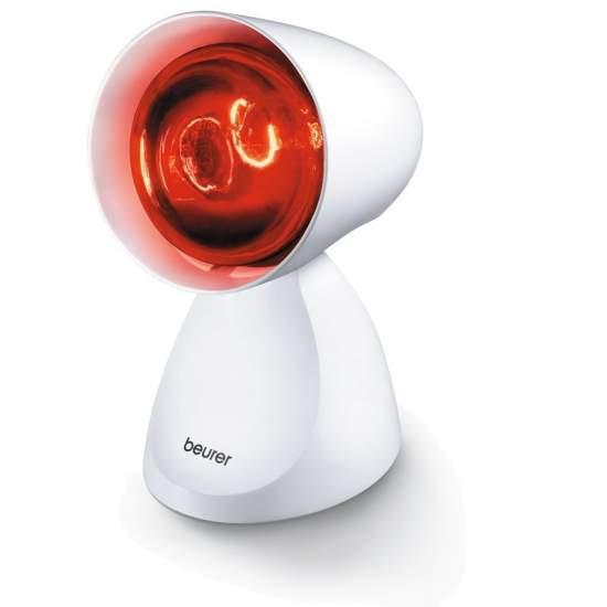 Lámpara de infrarrojos compacta