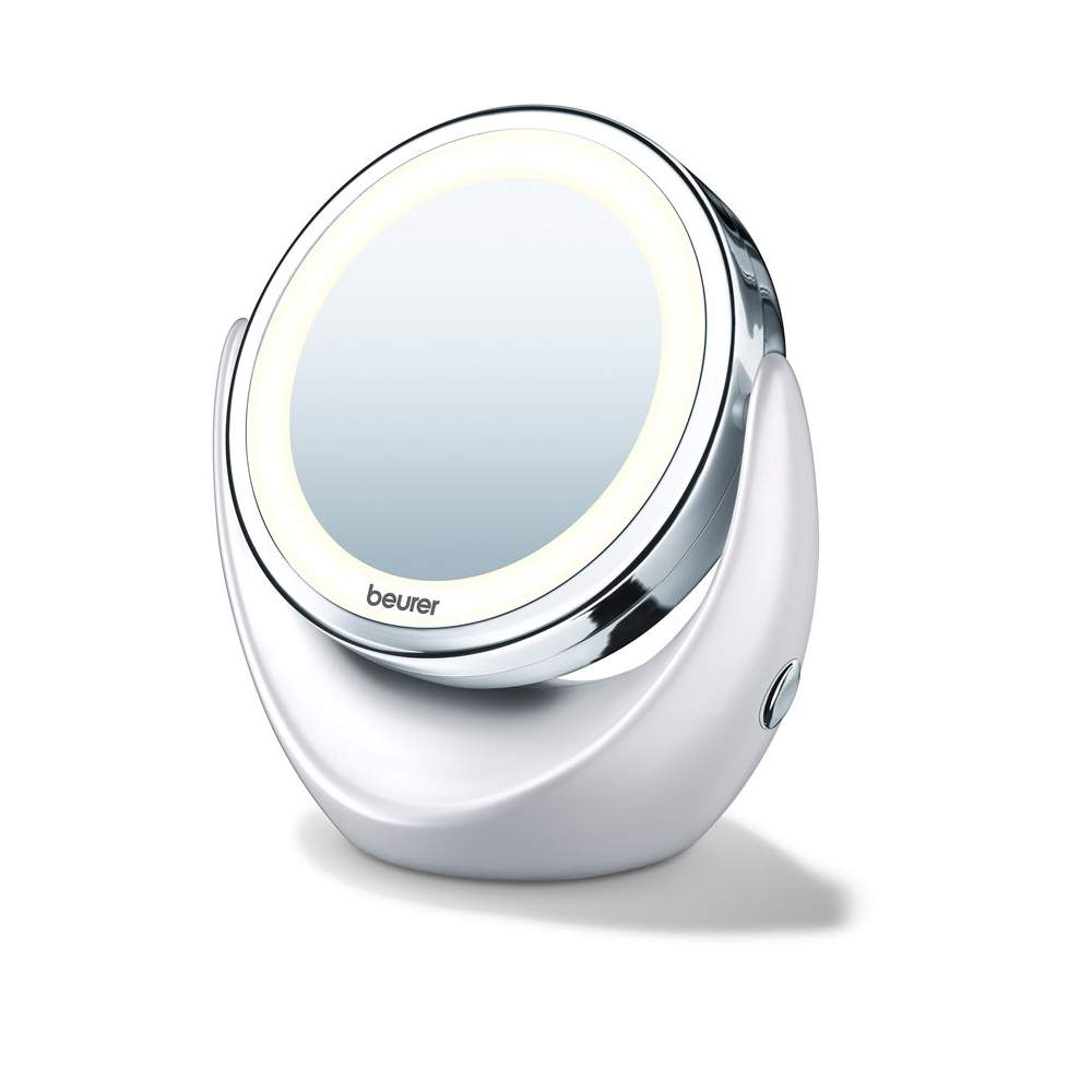 Espejo con luz for Espejo aumento con luz