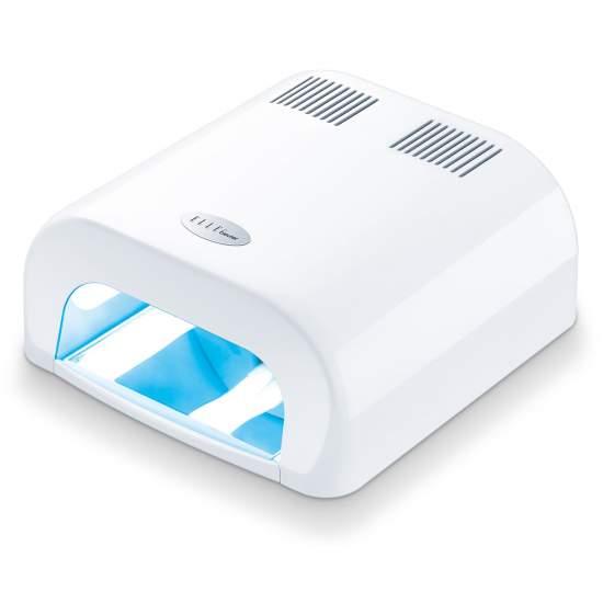 Secador de uñas -  Para el esculpido de uñas artificiales Para uñas de manos y pies Para el endurecimiento de geles ultravioletas